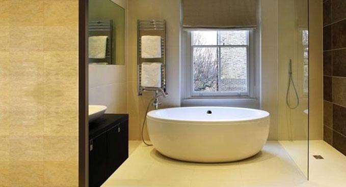 别墅、豪宅、复式单元用大容量中央供水电热水器定制方案