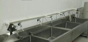 机关单位厨房热水工程